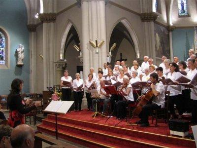 1er juillet 2012 Eglise d'Hagetmau