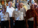 juillet 2014- concert opera operette- choeur Cantelandes accompagné de Frederic Doucet au piano- eglise de Biscarrosse