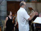 juin-juillet 2013 - concert Missa Criolla et musiques du monde- choeur Cantelandes et choeur des Dunes de Mimizan accompagnés par l'Ensemble à cordes de Pontenx-les-Forges.