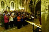 18 décembre 2015- concert de Noël- Cantelandes et les choeur des Dunes- Eglise St Martin -Biscarrosse