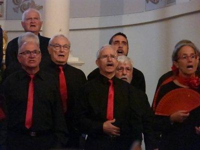 18 mai 2016 - concert Carmen en avant première à Escource