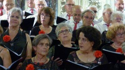 7 juillet 2019 - Concert d'été église de Biscarrosse - Cantelandes